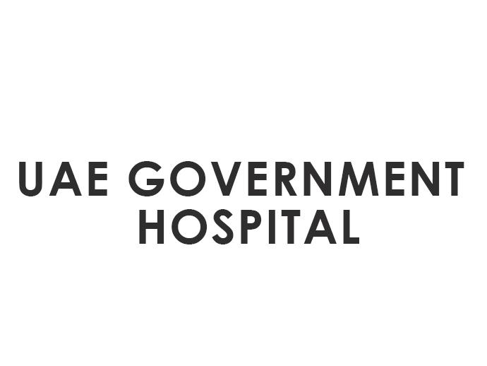 UAE GOVERNMENT HOSPITAL